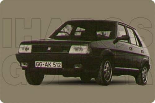 SEAT RONDA 1982.06-1986.07