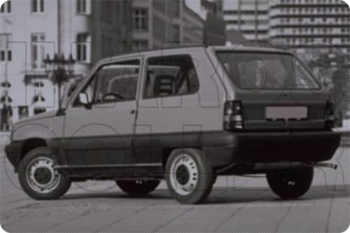 SEAT MARBELLA 1986.11-1995.02