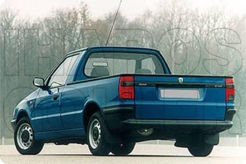SKODA FELICIA Pick-up 1995.01-1997.12