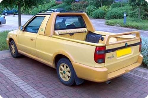 SKODA FELICIA Pick-up 1998.01-2001.12
