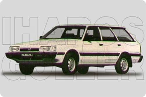 SUBARU LEONE 1985.01-1991.01 /AB/
