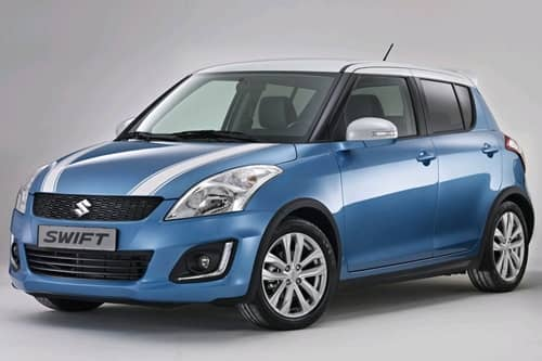 SUZUKI SWIFT 4 2013.09-2017.03. /AZG/