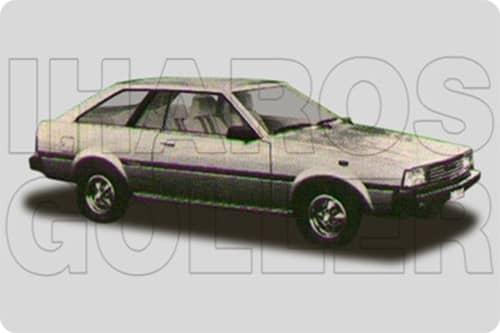TOYOTA COROLLA 1979.08-1983.04 /E70/