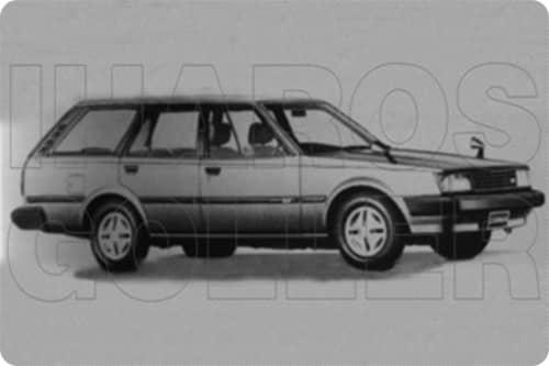 TOYOTA CARINA 1983.01-1987.11 /T15/