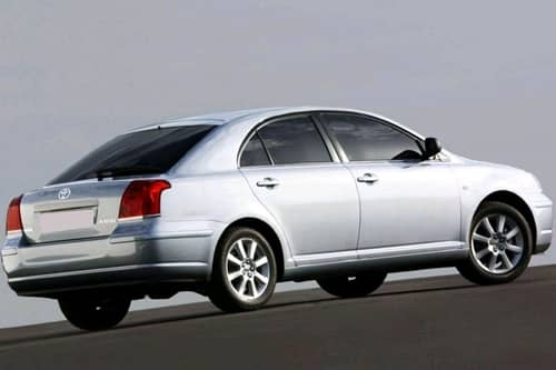 TOYOTA AVENSIS 2 2003.04-2006.07 /T25/