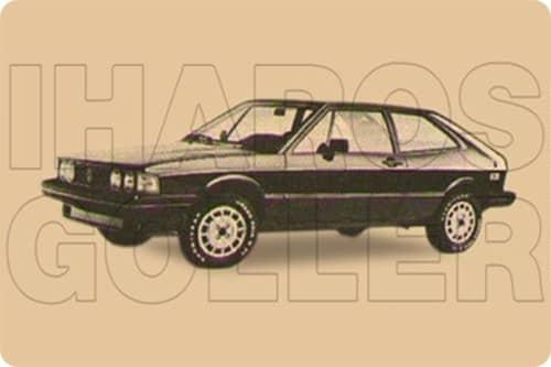 VW SCIROCCO 1 1974.05-1981.05