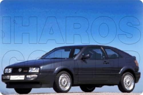 VW CORRADO 1988.10-1991.07