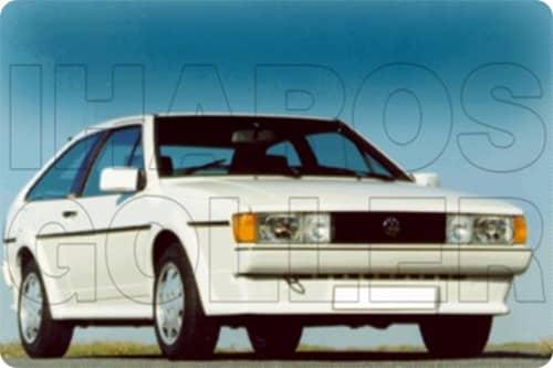 VW SCIROCCO 2 1981.06-1992.09