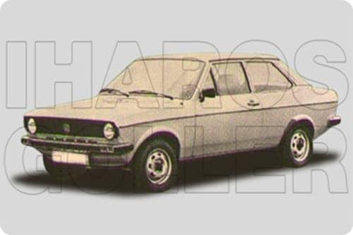 VW DERBY 1977.02-1981.08