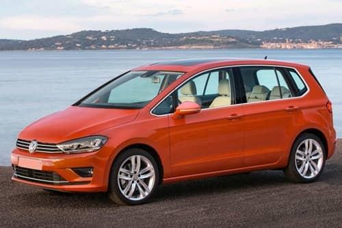 VW GOLF Sportsvan 2014.02-től /AM/