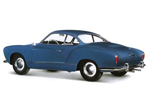 VW KARMANN Ghia 1955.08-1974.07