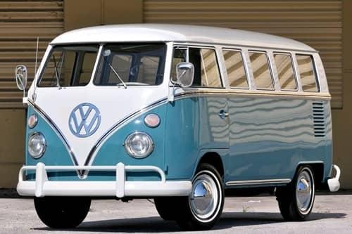 VW TRANSPORTER T1 1950.01-1968.12
