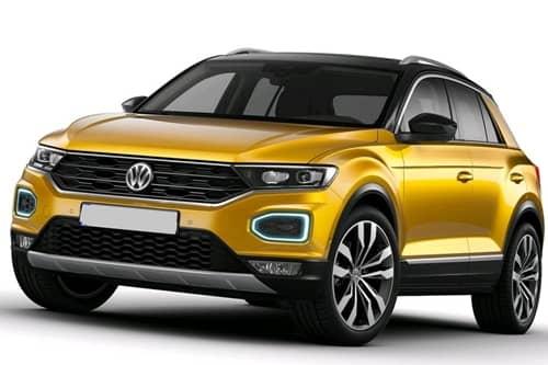 VW T-ROC 2017.07-től /A1/